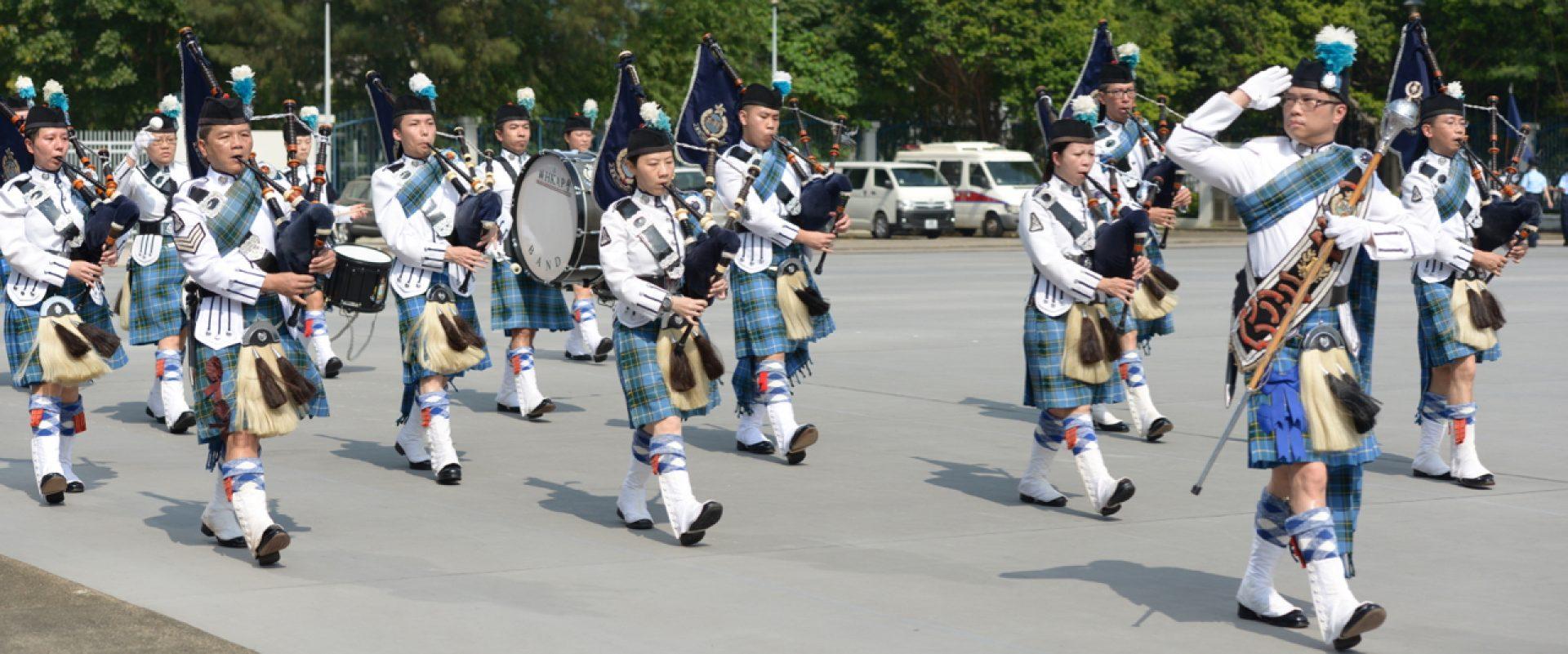 HKAP Band Cadre